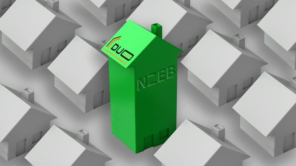 case nzeb cappotto sismico termico