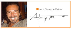 firma architetto Maisto